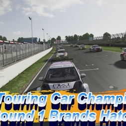 ORL's Touring Car Championship Round 1 Race 1 Brands Hatch