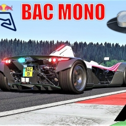 BAC MONO HOTLAP at Red Bull Ring - Assetto Corsa (Mod Download)