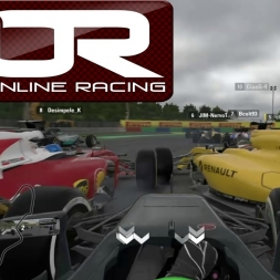 F1 2016 AOR Season 12 PS4 | Round 11 Hungary