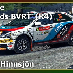 Dirt Rally - League - Legends BVRT (R4) - Östra Hinnsjön