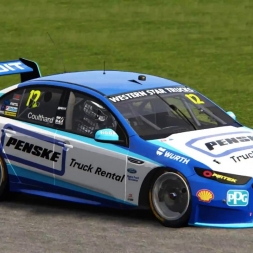 (W.I.P) 2016 V8 Supercars Mod for Assetto Corsa @Queensland