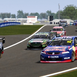 (W.I.P) 2016 V8 Supercars Mod for Assetto Corsa @Winton