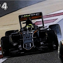 F1 2016 Career - S3R4: Spain - Battered By My Team Mate