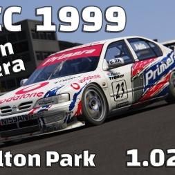 Assetto Corsa | BTCC 1999 | Nissan Primera | Oulton Park | 1.02,209