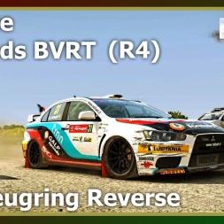 Dirt Rally - League - Legends BVRT (R4) - Flugzeugring Reverse
