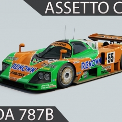 Assetto Corsa - Mazda 787B + DOWNLOAD LINK