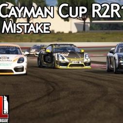 Assetto Corsa Multiplayer: ACRL Cayman Cup R2R1: A Rare mistake (Cayman GT4 @ Paul Ricard WTCC)