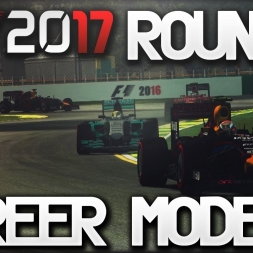 F1 2017 Career Mode Round 1 Australian Grand Prix