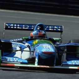 Assetto Corsa 1.11.3 MICHAEL SCHUMACHER BENETTON B194 SPA GP BONUS VIDEO