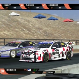 iRacing: PenPower Euro V8 Supercars Championship (Sprint Race)