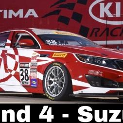 iRacing BSR Kia Cup Series Round 4 - Suzuka