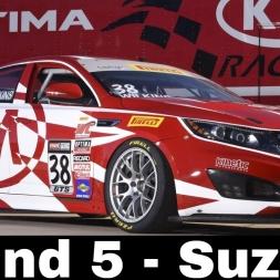 iRacing BSR Kia Cup Series Round 5 - Suzuka