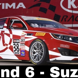 iRacing BSR Kia Cup Series Round 6 - Suzuka