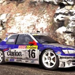 Dirt Rally - 306 Maxi at Turini