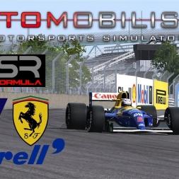 Automobilista - ASR Formula Mod - Montreal 1988