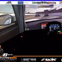 iRacing_Blancpain sprint series_Mercedes-AMG GT3 @ Daytona_OSW WHEEL