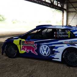 Assetto Corsa Rally#VOLSWAGEN POLO WRC/# IN MOUNT AKINA