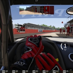 Assetto Corsa realism test