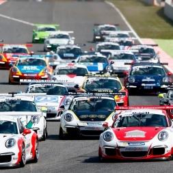 911 GT3 Cup - Barcelona - Race Department