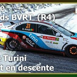Dirt Rally - League - Legends BVRT (R4) - Col de Turini - Départ en descente