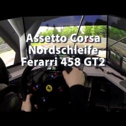 Assetto Corsa - Nordschleife - Ferarri 458 GT2