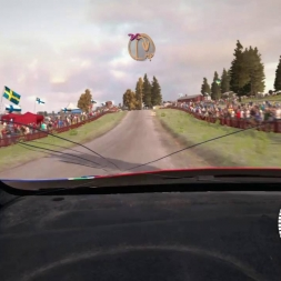 An almost  perfect  run - DiRT Rally  - Ford Fiesta WRC - Kakaristo