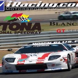 iRacing Blancpain GT3 Sprint series at Daytona - Another Crazy fun race