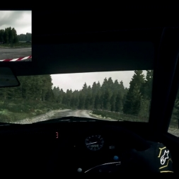 DiRT Rally Driver's Eye | Sweet Lamb | Ford Escort MK2