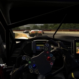 Top Quality 1440p PC Gameplay: Forza Motorsport 6 Appex: Chevrolet Corvette C7 GT3-R Race Day