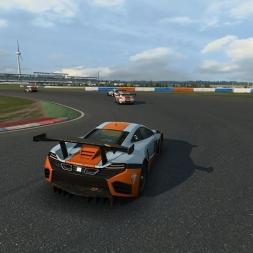 Raceroom Mclaren MP4 12C Eurospeedway with Racedepartment