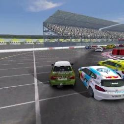 RACE07 | T1 Crash avoid