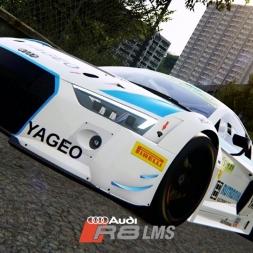 Assetto Corsa - MOD - AGU Audi R8 LMS 2015 @ Macau Ghia Circuit - PC 60FPS