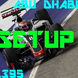 Abu Dhabi GP - Haas F1 Team - Setup (1.40.395) No Assists.