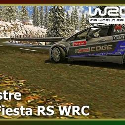 WRC 4 - Lamastre - Ford Fiesta RS WRC