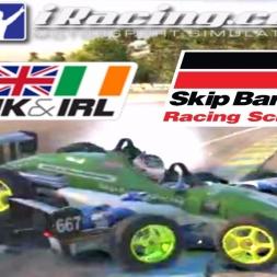 iRacing UK&I Skip Barber at Le Mans