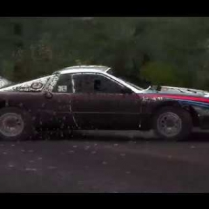 "DIRT RALLY-The Devil Of Kakaristo ""Finland""(Lancia 037)"