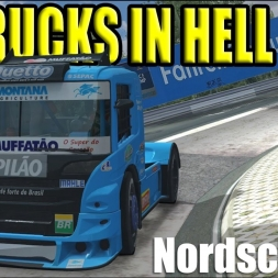 Trucks in the green hell!