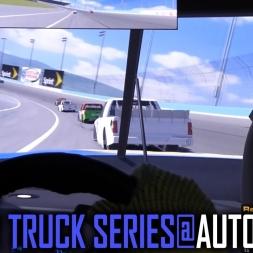 iRacing : Nascar Truck Series @ Auto Club [POV] [PT-BR]