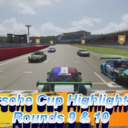 Porsche Super Cup Hockenheim Highlights