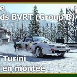 Dirt Rally - League - Legends BVRT (Group B) - Col de Turini - Sprint en montée