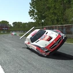 rFactor 2: APEX FIA GT 2012 - Porsche 997 @ Essington GP - Online