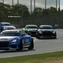 Raceroom Audi TT Sport Cup Suzuka East with Racedartment