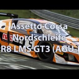 Assetto Corsa - Nordschleife - Audi R8 LMS GT3 - AGU Mod