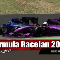 Assetto Corsa @ Barcelona / Formula RaceLan / 1st Round / Onboard race
