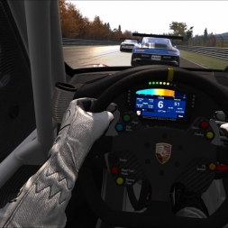911-Cup Slipstream battle at Döttinger Höhe Oculus Rift