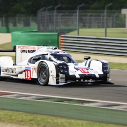 Assetto Corsa - race 919 LMP1 @ Monza replay