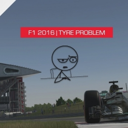 F1 2016 | Tyre Modification in Online Racing