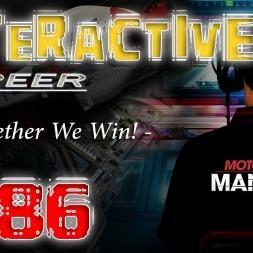 Motorsport Manager ITA gameplay - S03 Race/Gara 08 (3/3) Tutorial Carriera/Career Interattiva Twitch