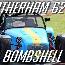 CATHERHAM 620R - Assetto Corsa Car mod