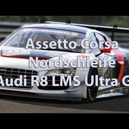 Assetto Corsa - Nordschleife - Audi R8 LMS Ultra GT3